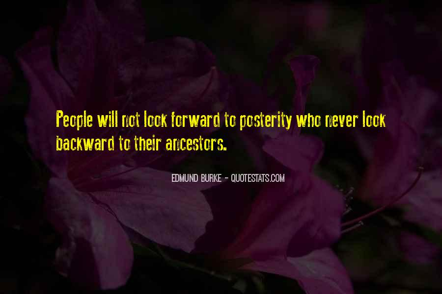 Quotes About Ancestors And Family #949802