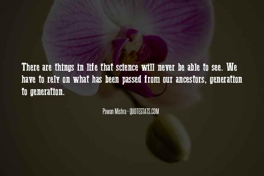 Quotes About Ancestors And Family #97211