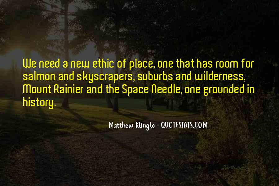 Quotes About Seattle Space Needle #1527512