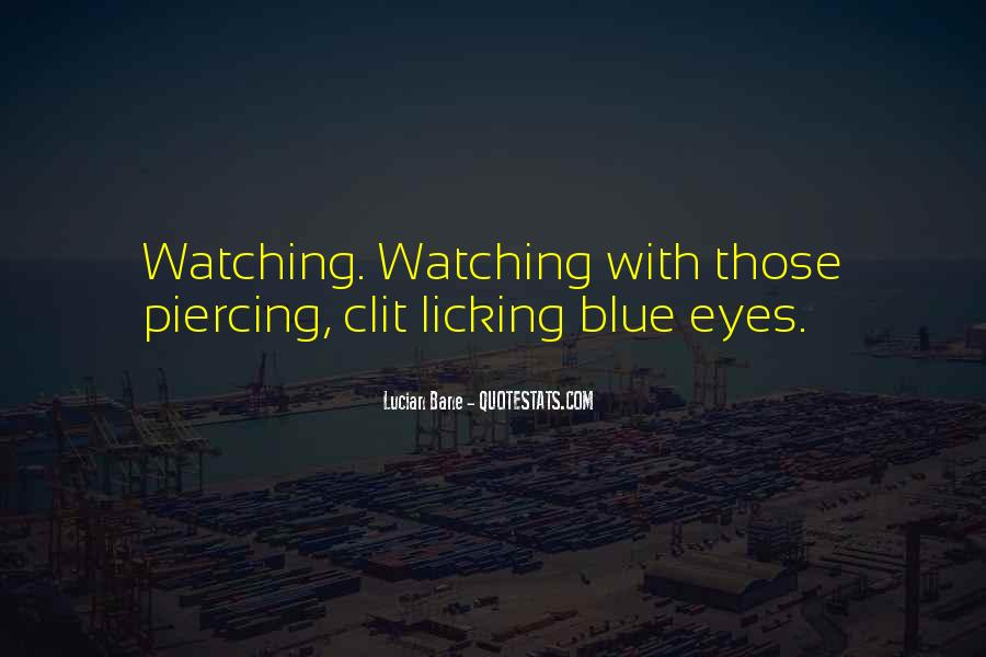 Quotes About Licking #256248