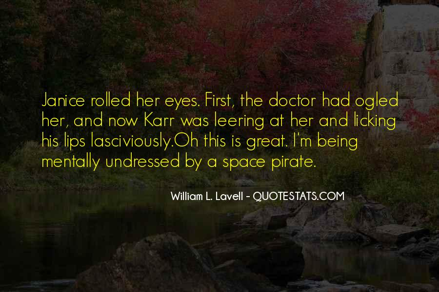 Quotes About Licking #794