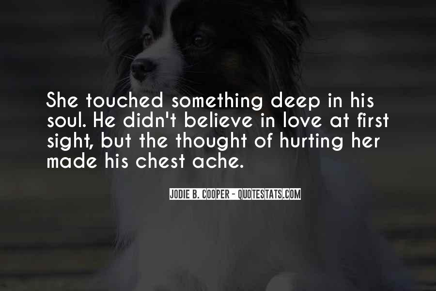 Quotes About Hurting Those You Love #215218