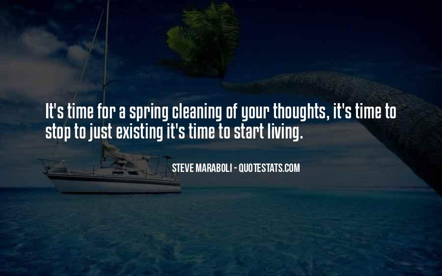 Quotes About Living And Existing #1133572