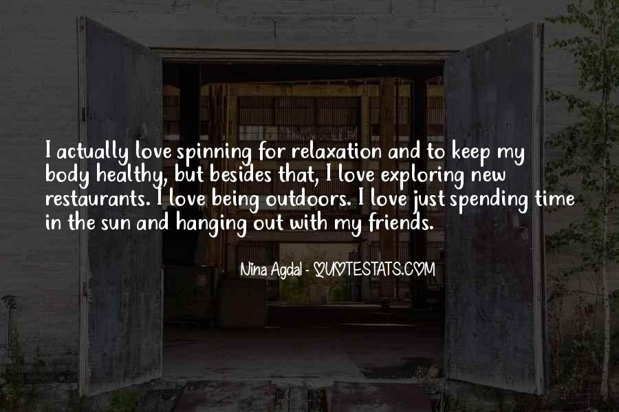 Quotes About Love Spending Time With You #1813567