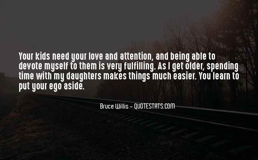 Quotes About Love Spending Time With You #447101