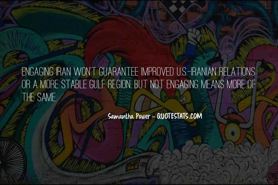Quotes About Not Engaging #1258541