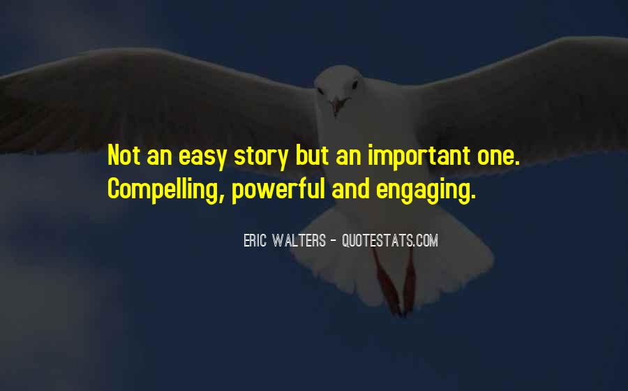 Quotes About Not Engaging #1385674