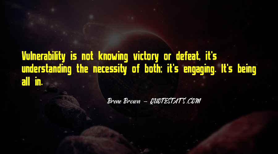 Quotes About Not Engaging #1530682