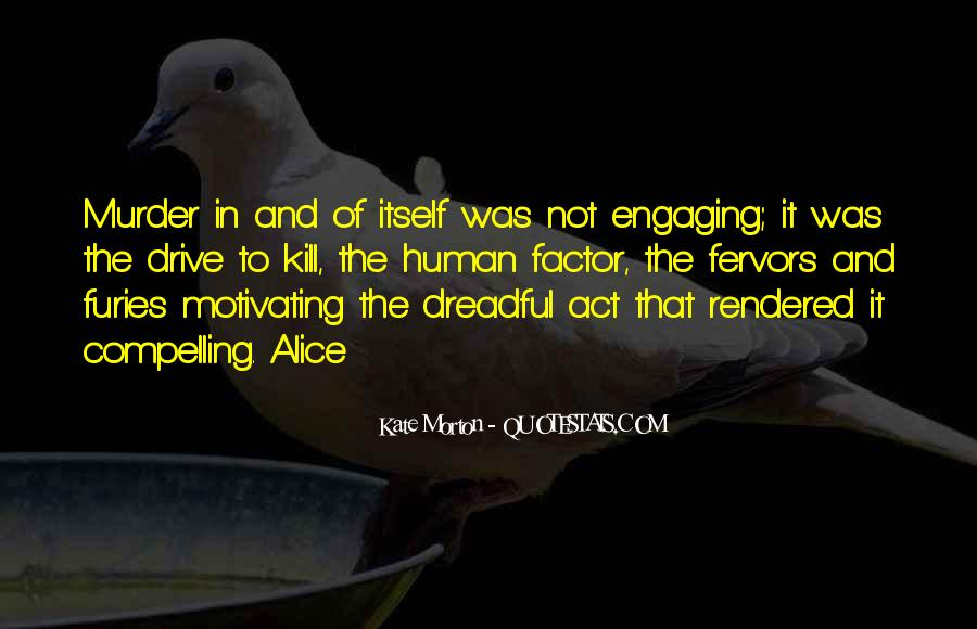 Quotes About Not Engaging #51612