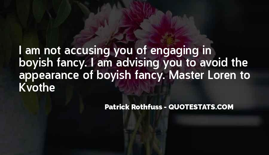 Quotes About Not Engaging #755801