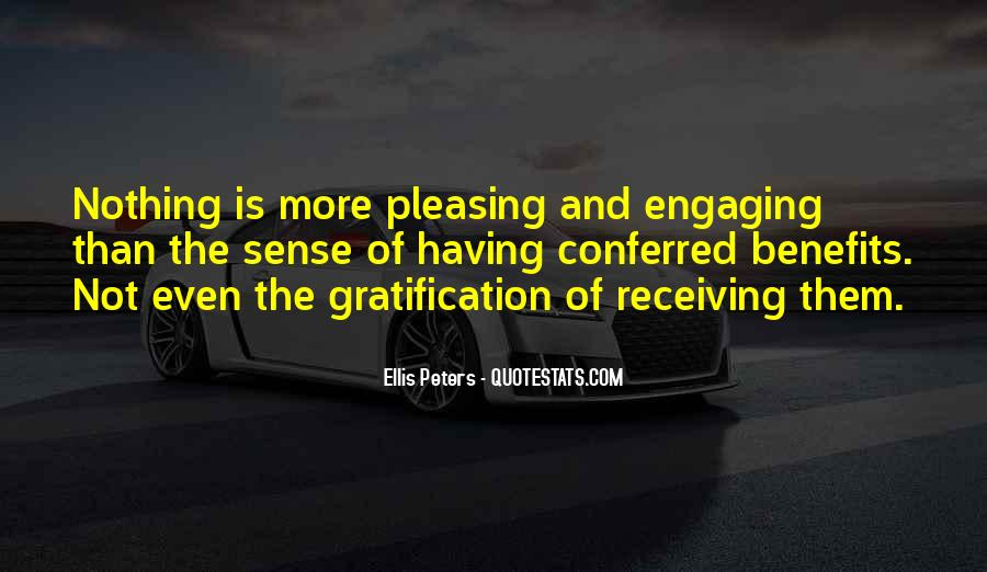 Quotes About Not Engaging #808966