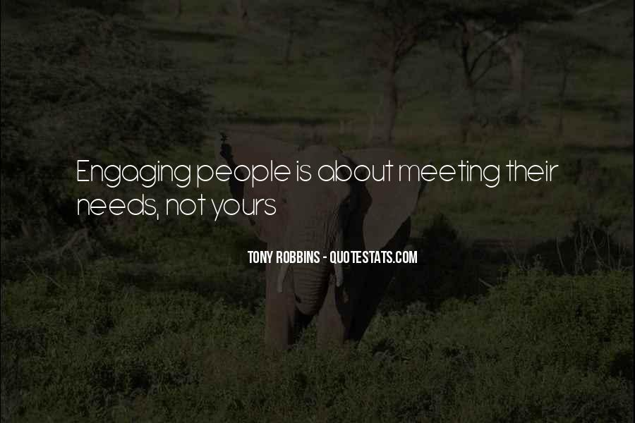 Quotes About Not Engaging #871717
