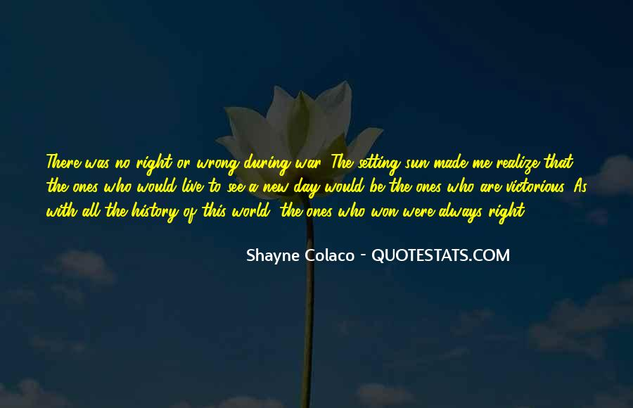 Quotes About Shayne #1743653