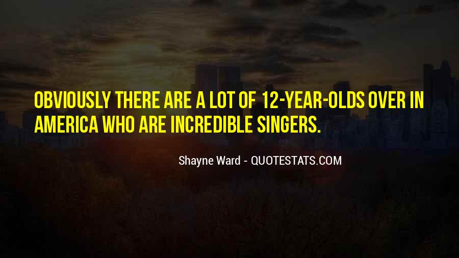 Quotes About Shayne #602727