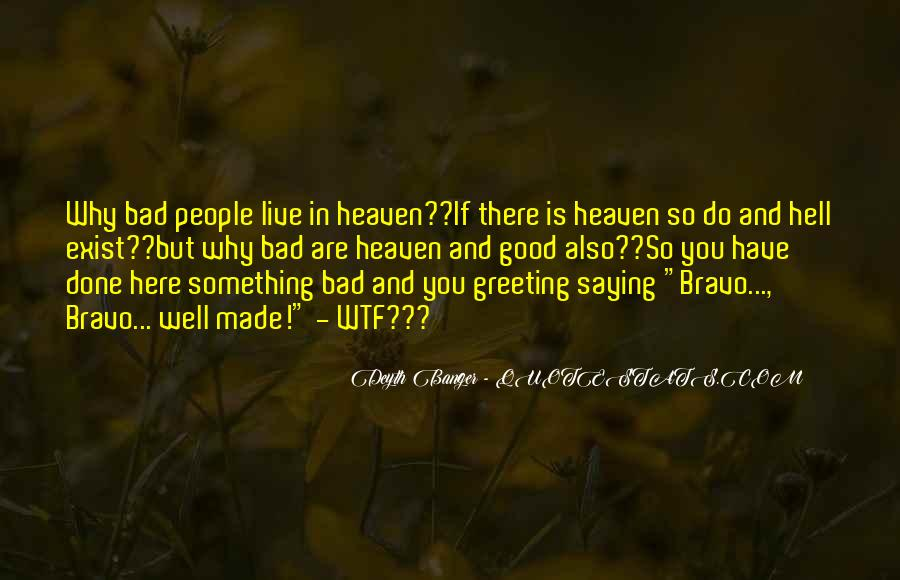 Quotes About Bravo #1310667