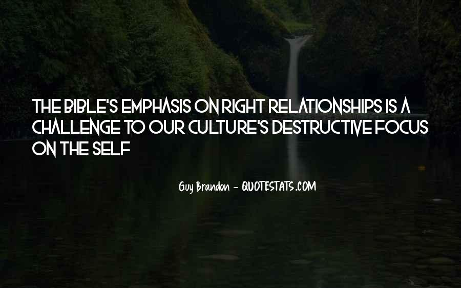 Quotes About Relationships Bible #198569