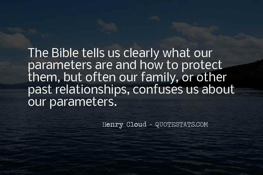 Quotes About Relationships Bible #215007