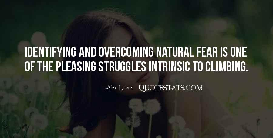 Quotes About Overcoming Your Struggles #1777742