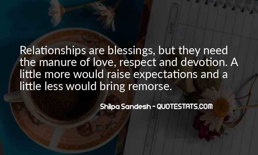 Quotes About More Blessings #218265