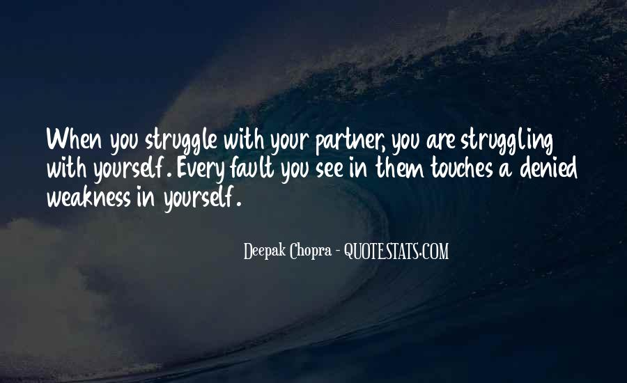 Quotes About Struggle In Relationships #1079095