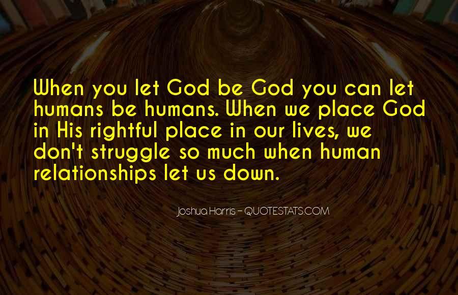 Quotes About Struggle In Relationships #1491236