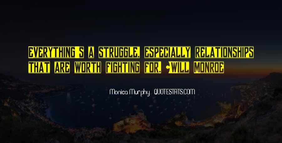 Quotes About Struggle In Relationships #1802028