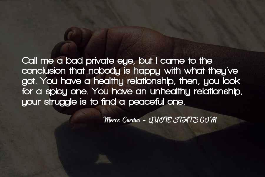 Quotes About Struggle In Relationships #465363