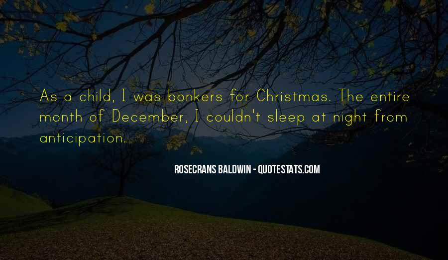 Quotes About The Anticipation Of Christmas #482106