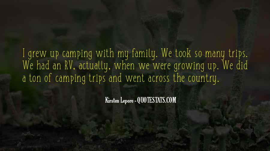 Quotes About Rvs #1018611