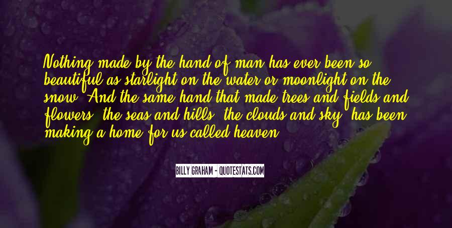 Quotes About Heaven And The Sky #1468173