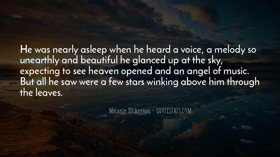 Quotes About Heaven And The Sky #1583436