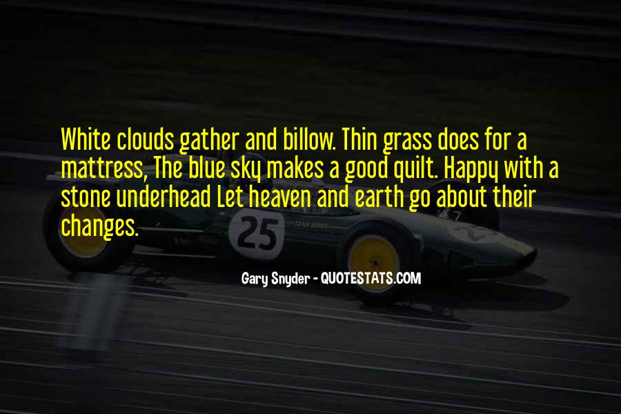 Quotes About Heaven And The Sky #561111