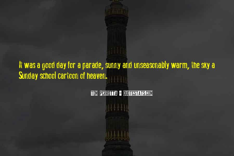 Quotes About Heaven And The Sky #618383