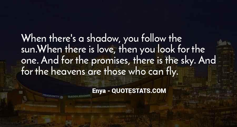 Quotes About Heaven And The Sky #627914