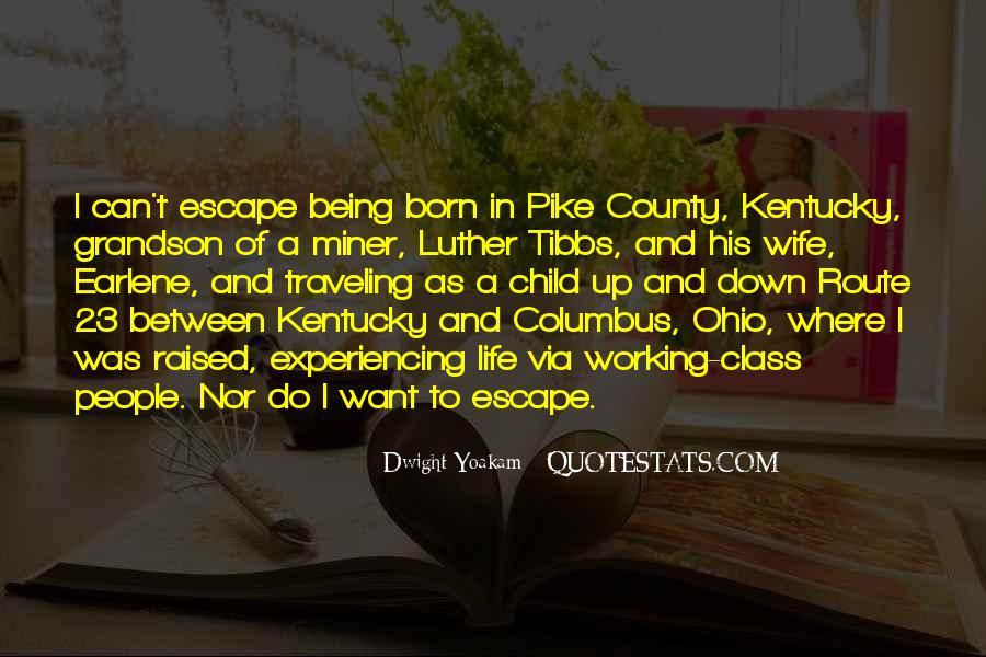Quotes About Columbus Ohio #1346170