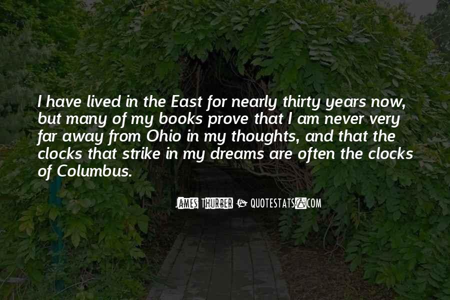 Quotes About Columbus Ohio #19473