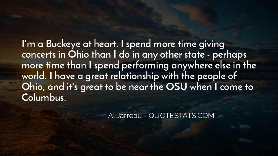 Quotes About Columbus Ohio #659583