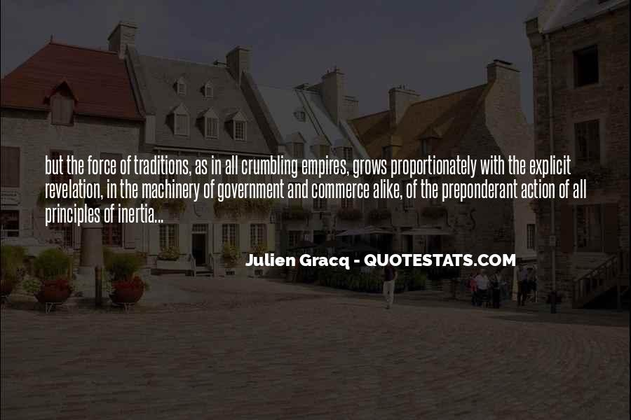 Quotes About Crumbling Empires #1101666