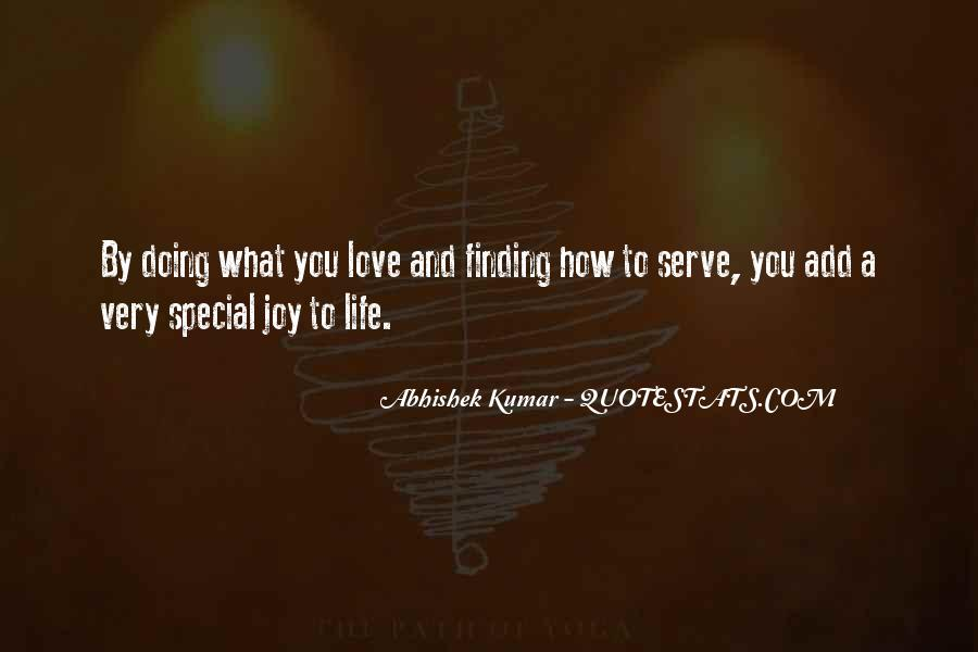 Quotes About Finding Your Special Someone #1677664