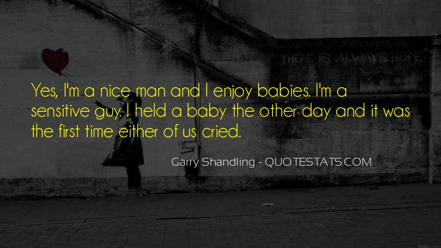 Quotes About Shandling #1278783
