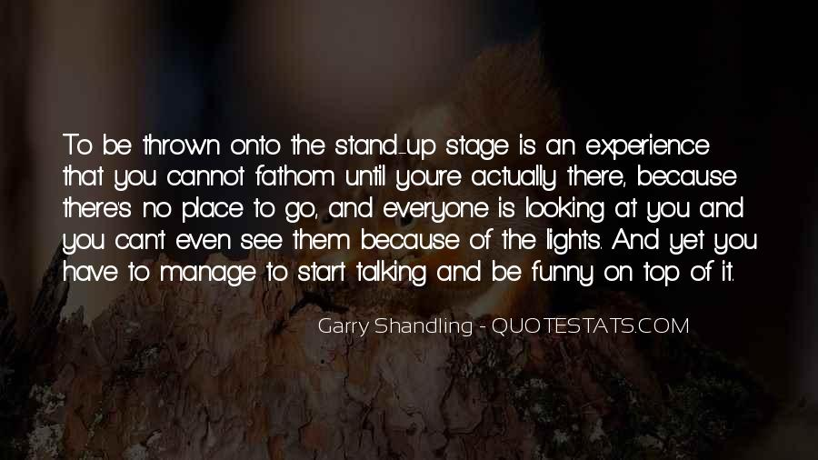 Quotes About Shandling #1398464