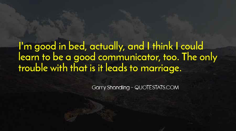 Quotes About Shandling #659957