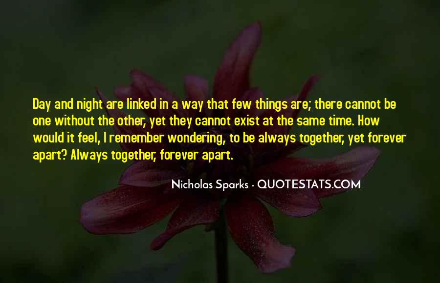 Top 100 Quotes About Forever Together: Famous Quotes ...
