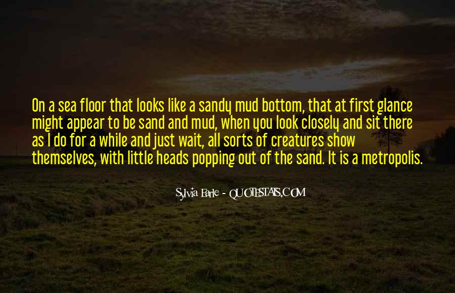 Quotes About Sea Creatures #1009799