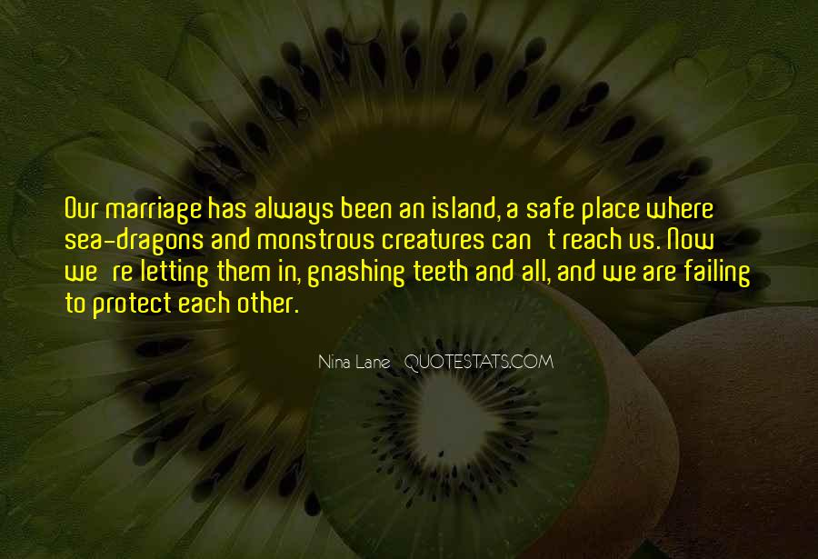 Quotes About Sea Creatures #1395215
