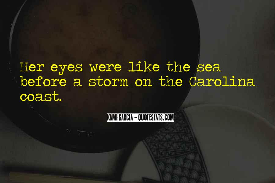 Quotes About Sea Creatures #1469775