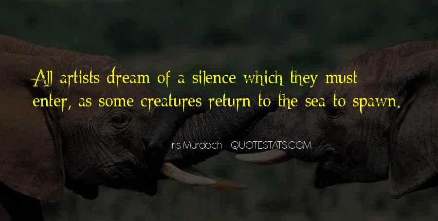 Quotes About Sea Creatures #1615201