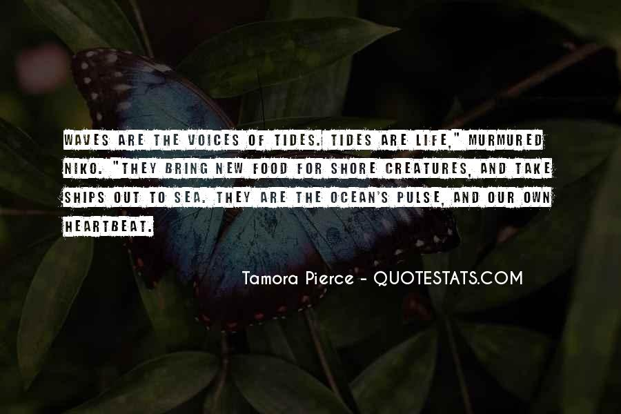Quotes About Sea Creatures #1632000