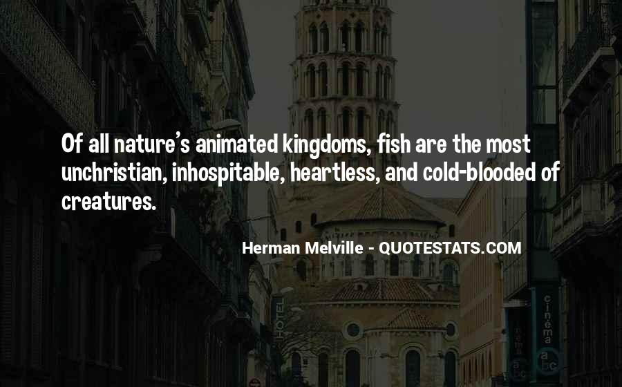 Quotes About Sea Creatures #368826