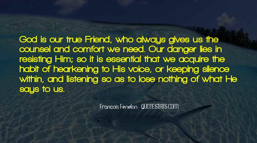 Quotes About What God Gives Us #1094838